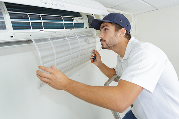 Improving air quality indoors